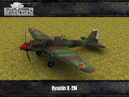 Ilyushin Il-2 render