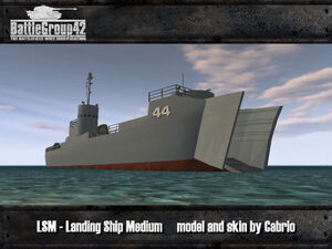 Landing Ship Medium 1