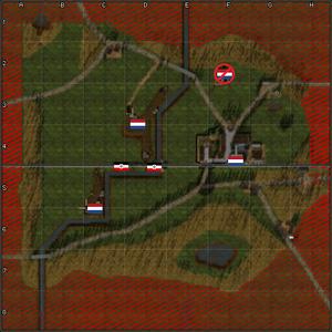 4005-Train Raid at Mill map