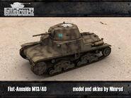 M13-40 Africa render