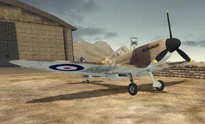 Spitfire vb 5