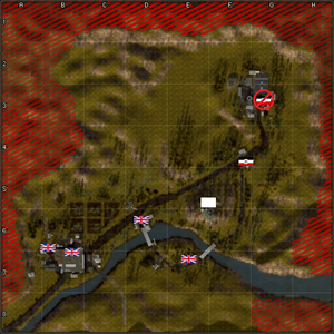 4402-When the Tigers broke free map