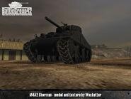 M4A2 Sherman 3