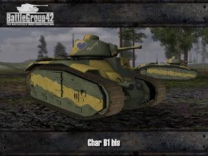 Char B1 bis 1