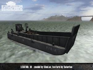 Landing Craft Mechanized 1