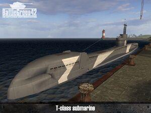 T-class submarine