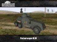 Pantserwagen M38 1