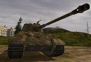 Tiger 2 h front