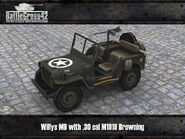 Willys MB render 2