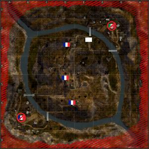 4006-Ligne Alpine map
