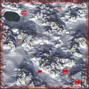 4502-Carpathian Winter map