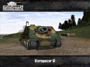 Sturmpanzer VI 1
