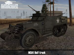 M3 Half-track 1