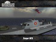 Vosper MTB 3