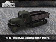 ZIS-42 render