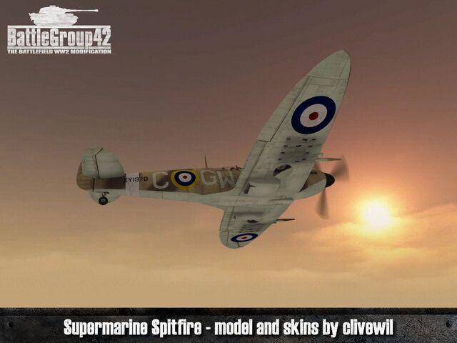 File:Supermarine Spitfire 2.jpg
