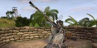 Type 96 25mm anti-aircraft gun