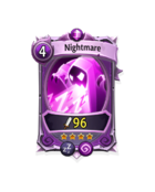 Magic - SuperRare - Nightmare