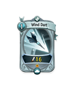 Ranged 0 CARD HERO AIR DART