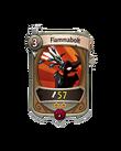 Ranged 1 CARD HERO FLAMMABOLT