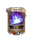 Magic 1 CARD HERO MAGIC SHELL MIN