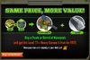 Same Price More Value, December 2013