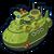 Ship submarine tactical icon