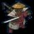 S samurai icon