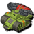 Veh tank flame heavy icon