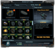 Reign of Fire Event Prizes