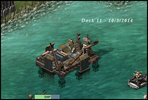 DockL11 built