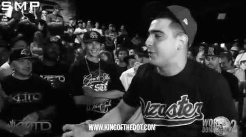 The Best of Battle Rap - Dizaster (Part 1) Bars vs Jerzy Swift, HFK, Cortez, Arcane, SMP etc