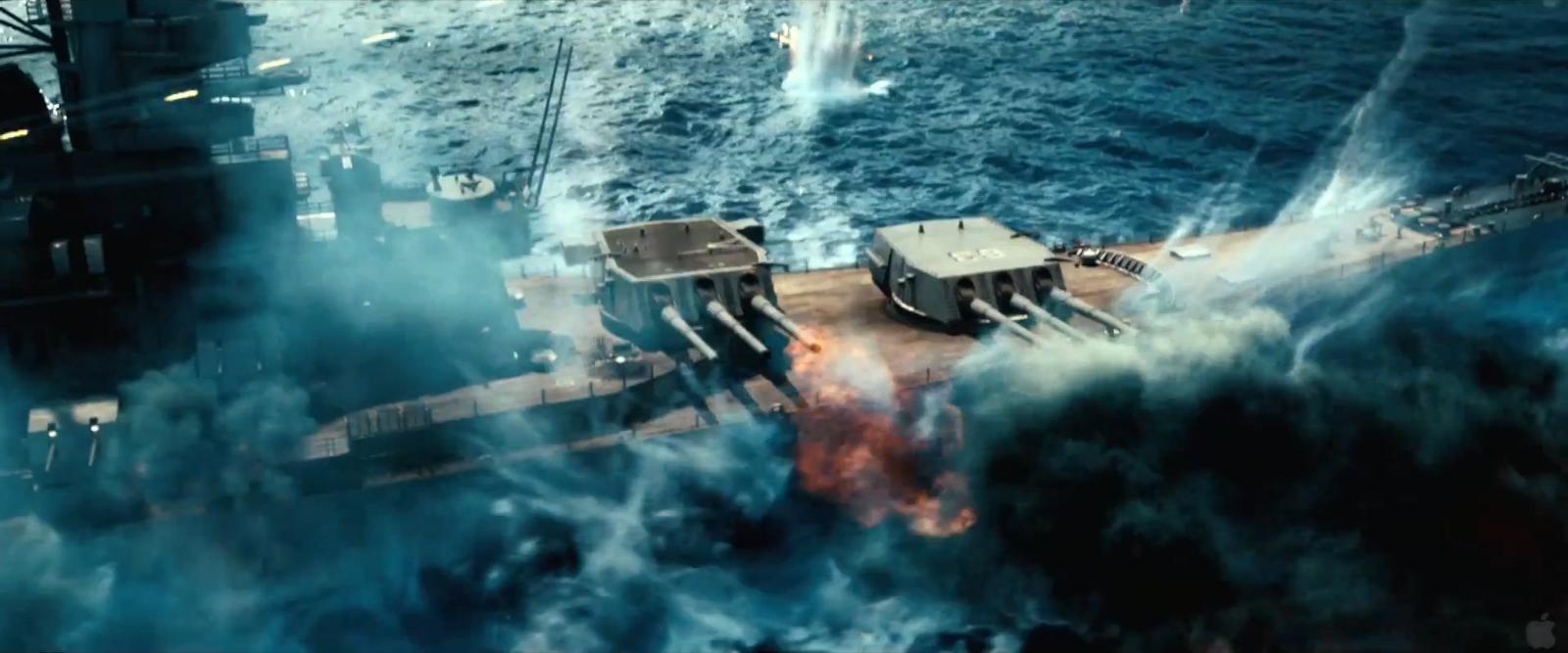 Uss Missouri Battleship Movie