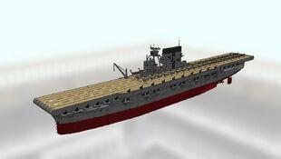 USS Saratoga CV-6