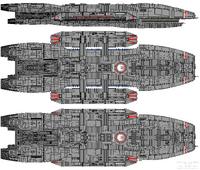 Battlestar Olduvai