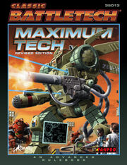 BattleTech Maximum Tech cover