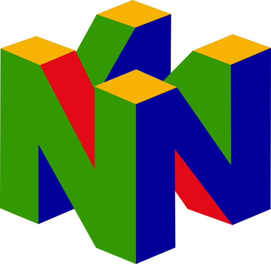 Nintendo 64 Dock Icon by jordoex on DeviantArt