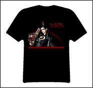 Black Bayonetta T-Shirt
