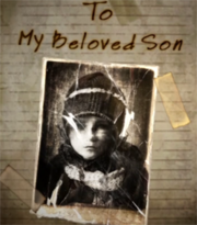To My Beloved Son