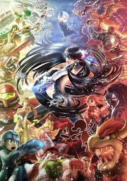 Bayonetta Poster SSB4