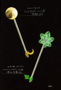 Moon - Herb Lollipop