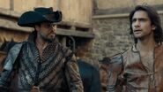 D'Artagnan and Porthos