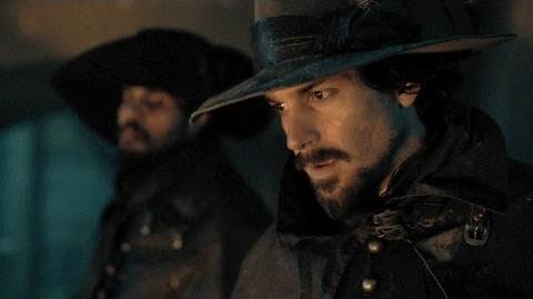 Where is the notorious criminal, Vadim? - The Musketeers Episode 2 Preview - BBC One
