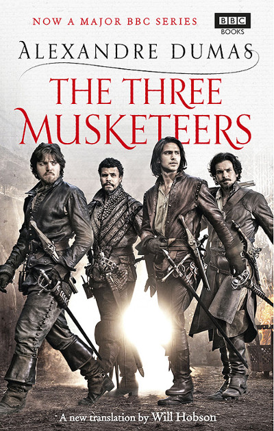 Image result for The Musketeers BBC