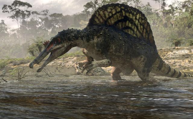 Spinosaurus | BBC Planet Dinosaur Wiki | Fandom powered by ...