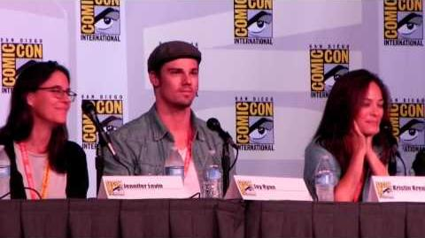Comic Con 2012 Beauty and the Beast Panel Clip