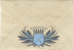 Beauxbatons Letter Cover