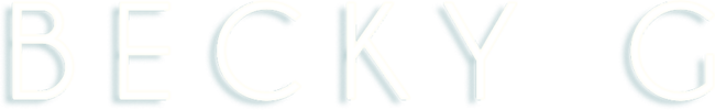 Becky G logo