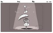 Tumblr umbrella storyboard