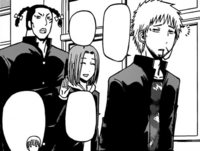 Kanzaki's Gang In The Hallways